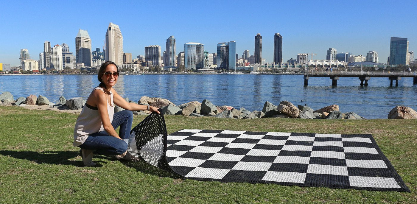 Giant Commercial Chess Board
