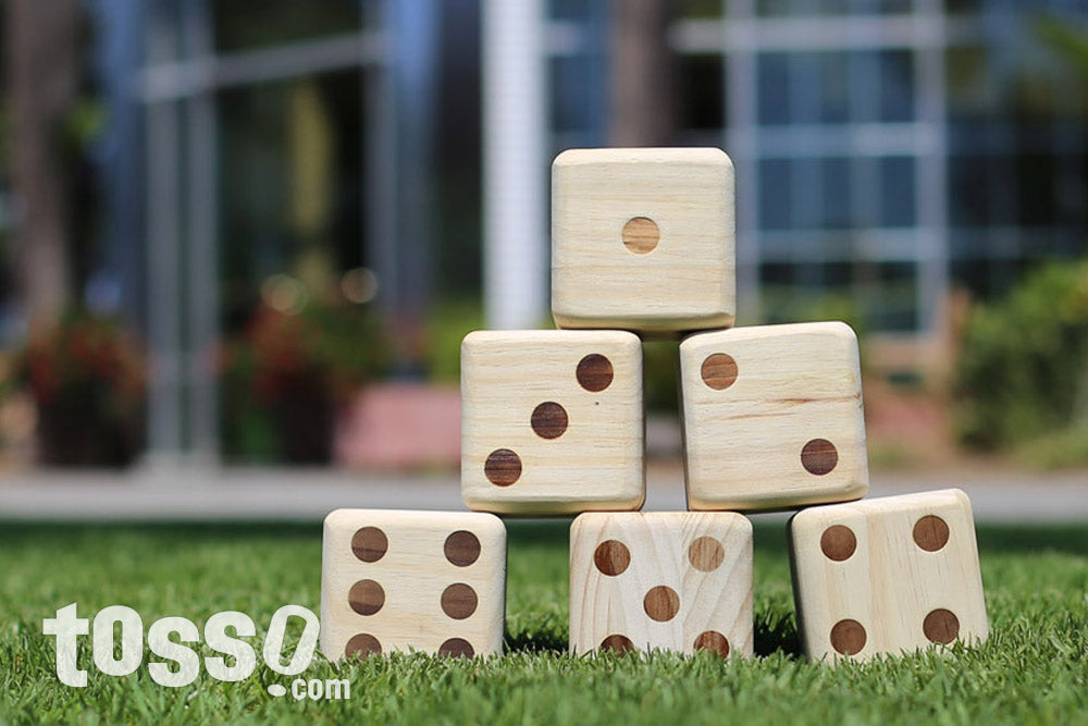 Father's Day Gifts - Giant Dice