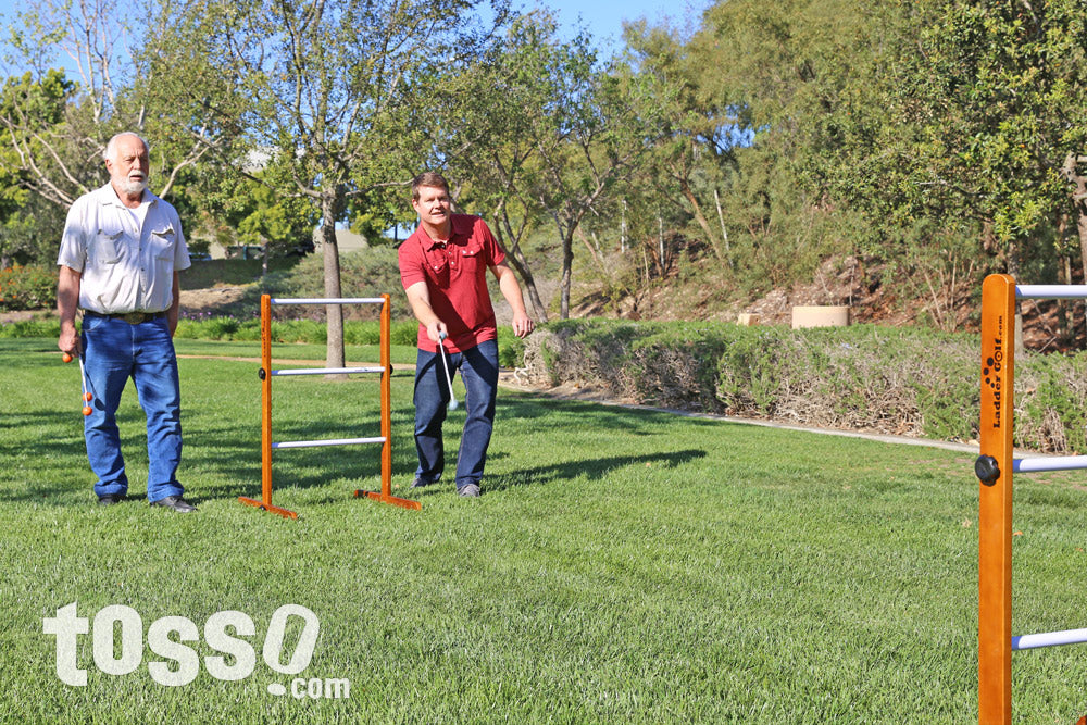 Father's Day Gifts - Ladder Golf
