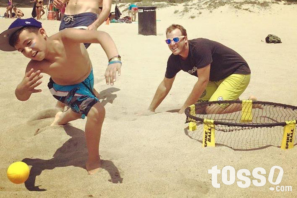 Father's Day Spikeball