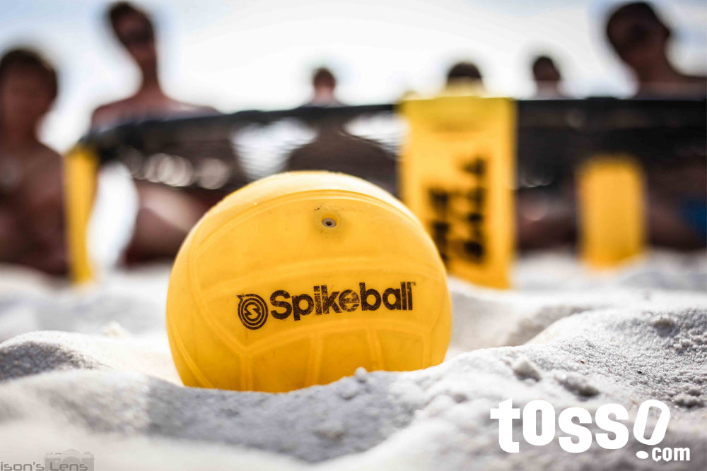 Spikeball - beach