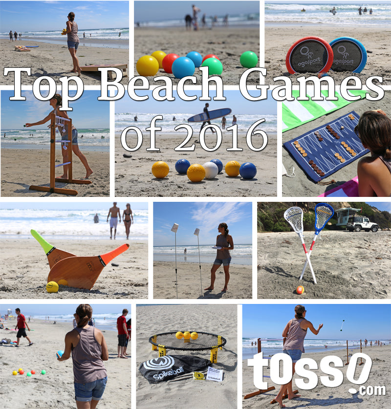 Top Beach Games of 2016