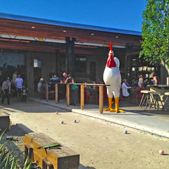 Crack Shack Bocce Ball