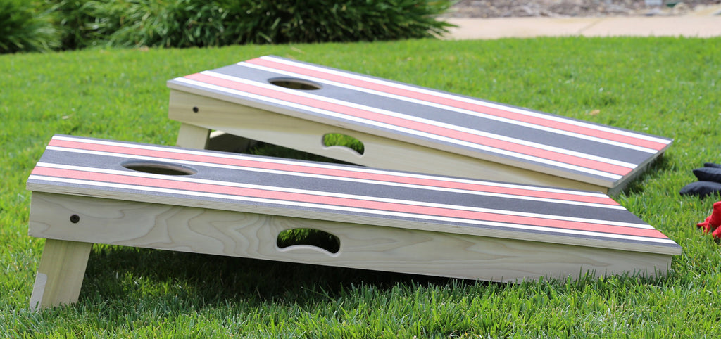 Custom Cornhole Boards - Sports Team Colors