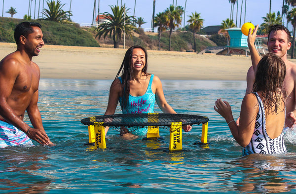 Spikeball Buoy Floating Spikeball Game