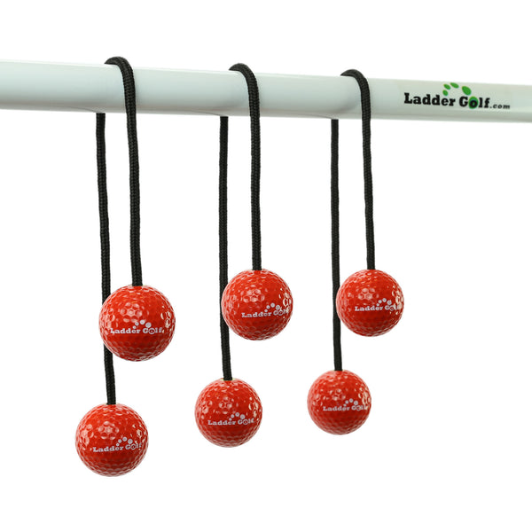 Ladder Golf® Bola Red