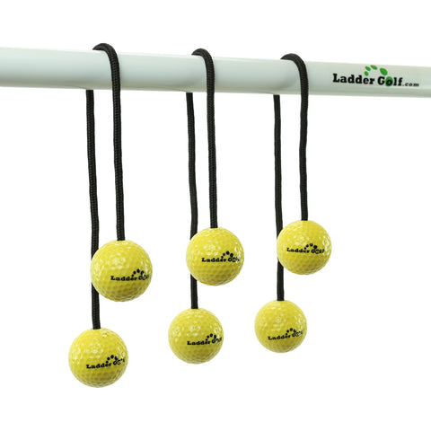 Ladder Golf® Bola Yellow
