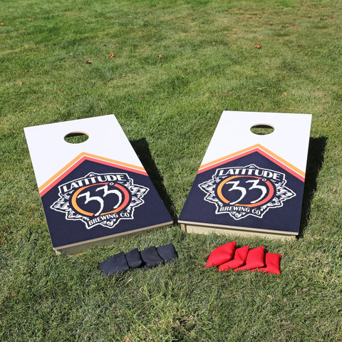 Corporate Cornhole Boards