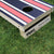Premium Cornhole Game (Custom Team Colors Stripes)