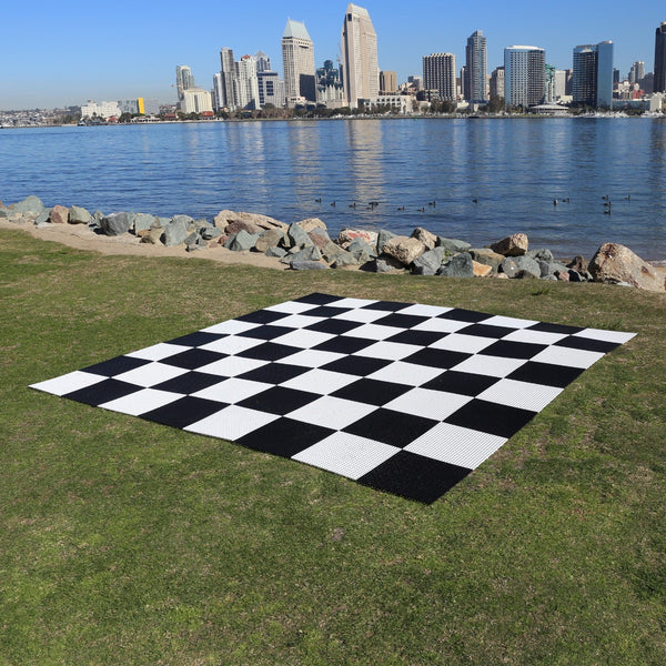 Giant Checkers Board (10' x 10')