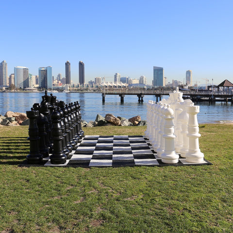 "Mega Tall Chess Set (35"" King)"