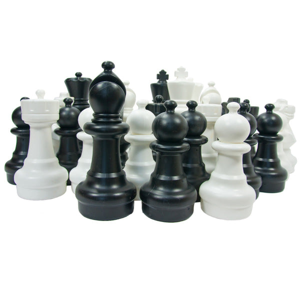 Individual Giant Chess Pieces
