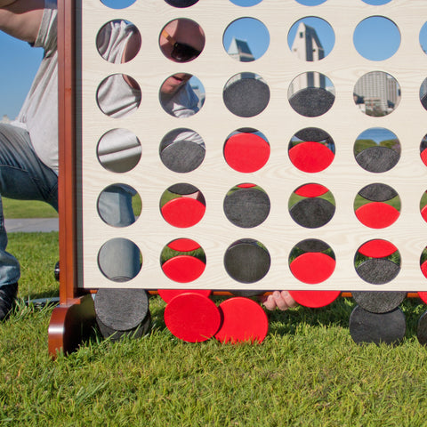 Mega 4 - Connect 4 in-a-row style game