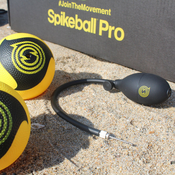 Spikeball Pro Set + FREE Glow in the Dark Ball