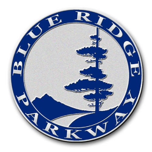 Blue Ridge Parkway Logo Pin