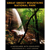 Great Smoky Mountains Notecard Set by J. Scott Graham