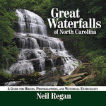 Great Waterfalls of North Carolina