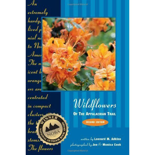 Wildflowers of the Appalachian Trail (Second Edition)