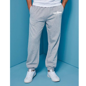Kids Printed Cuffed Joggers
