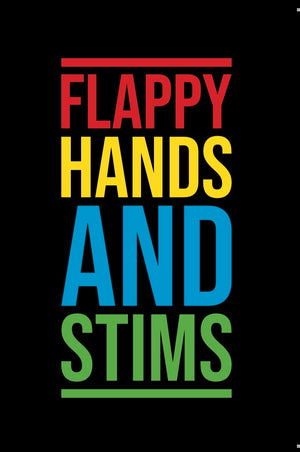 Flappy Hands And Stims