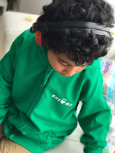 Kids Zip Hoodies