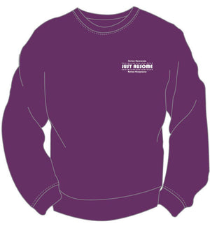 Crew neck logo Sweater