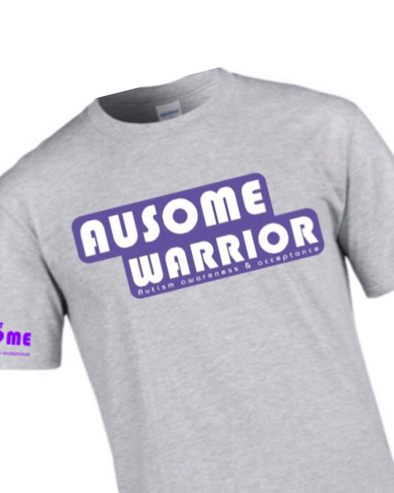 Ausome Warrior Tee