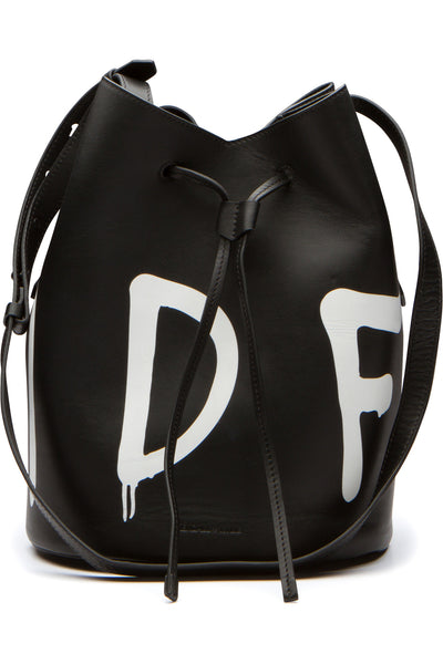 LADIE SLANG BUCKET BAG