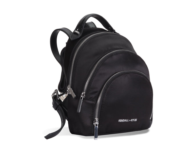 SLOANE MINI SATAN BACKPACK