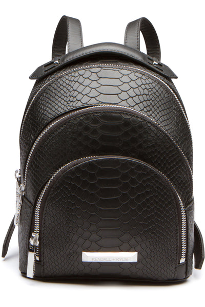 SLOANE MINI SNAKE BACKPACK