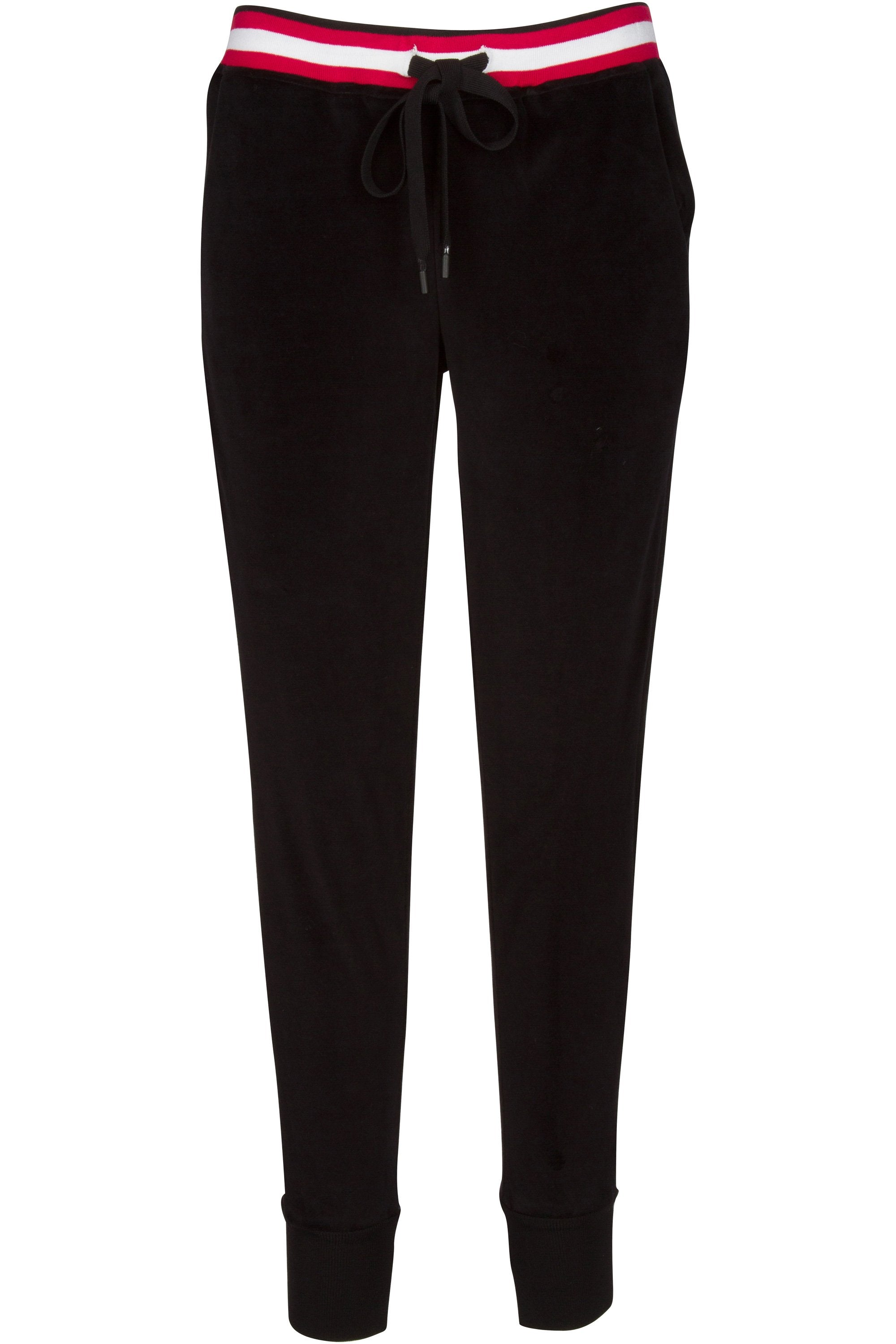 VELOUR JOGGER PANTS by KENDALL + KYLIE