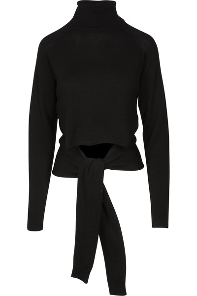 TIE FRONT TURTLENECK TOPS by KENDALL + KYLIE