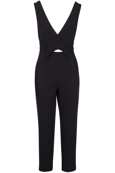 DEEP-V JUMPSUIT JUMPSUITS by KENDALL + KYLIE