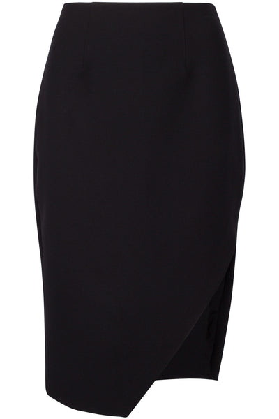 ASYMMETRIC PENCIL SKIRT SKIRTS by KENDALL + KYLIE