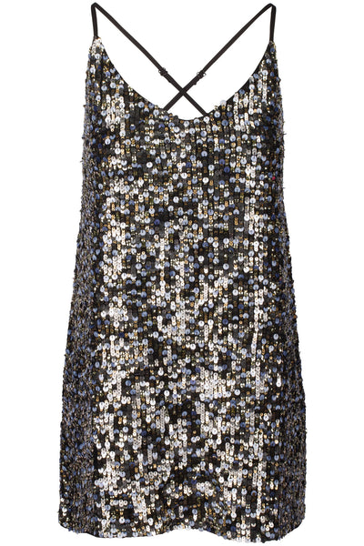 MULTI SEQUIN DRESS DRESSES by KENDALL + KYLIE