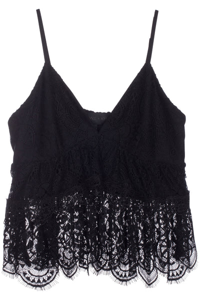 LACE CAMI TOPS by KENDALL + KYLIE