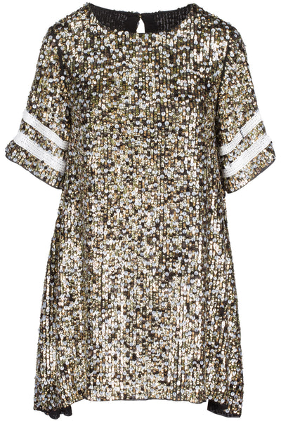 SEQUIN SHIFT DRESS DRESSES by KENDALL + KYLIE