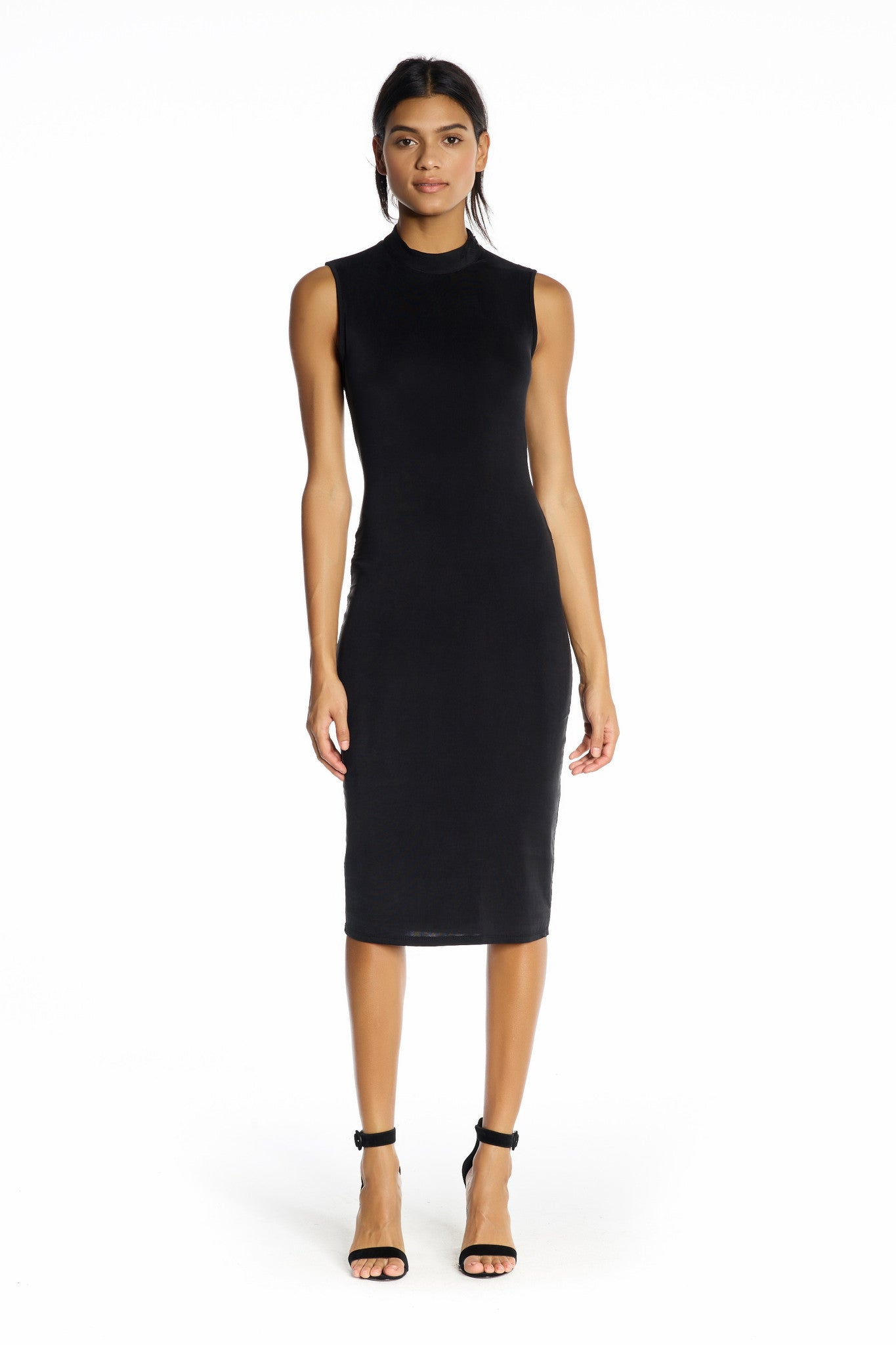TWISTED BODYCON DRESS