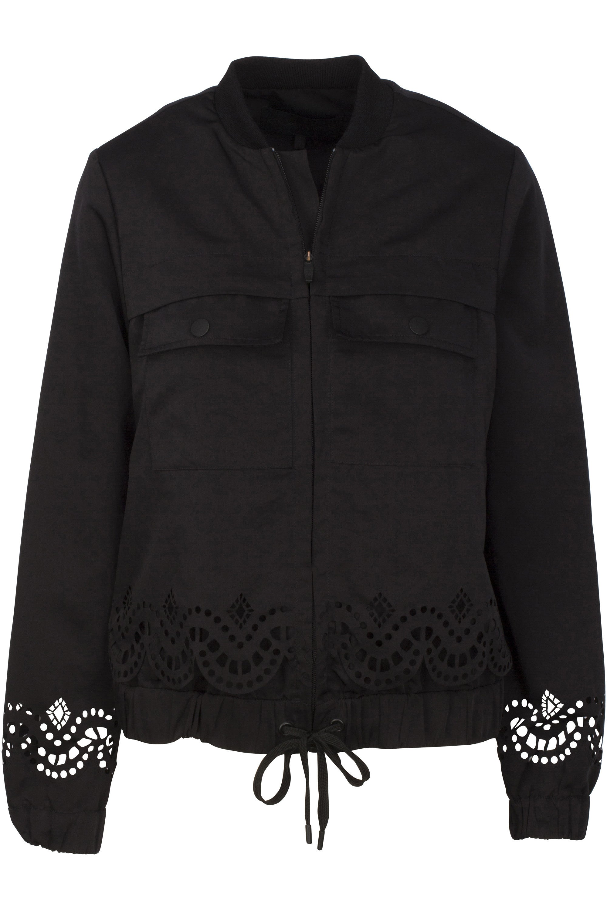 LASER CUT BOMBER JACKETS by KENDALL + KYLIE