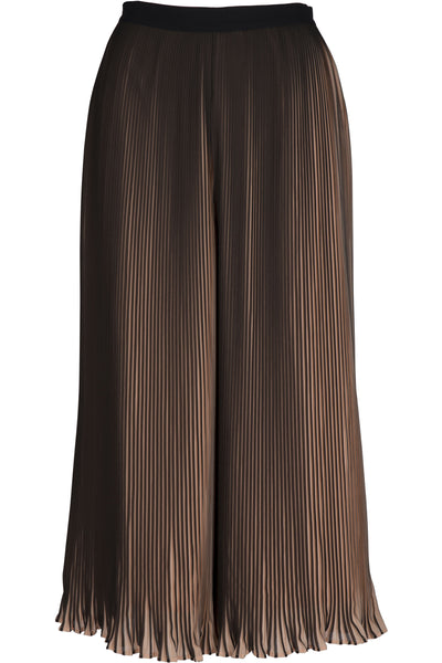 PLEATED PANTS BOTTOMS by KENDALL + KYLIE