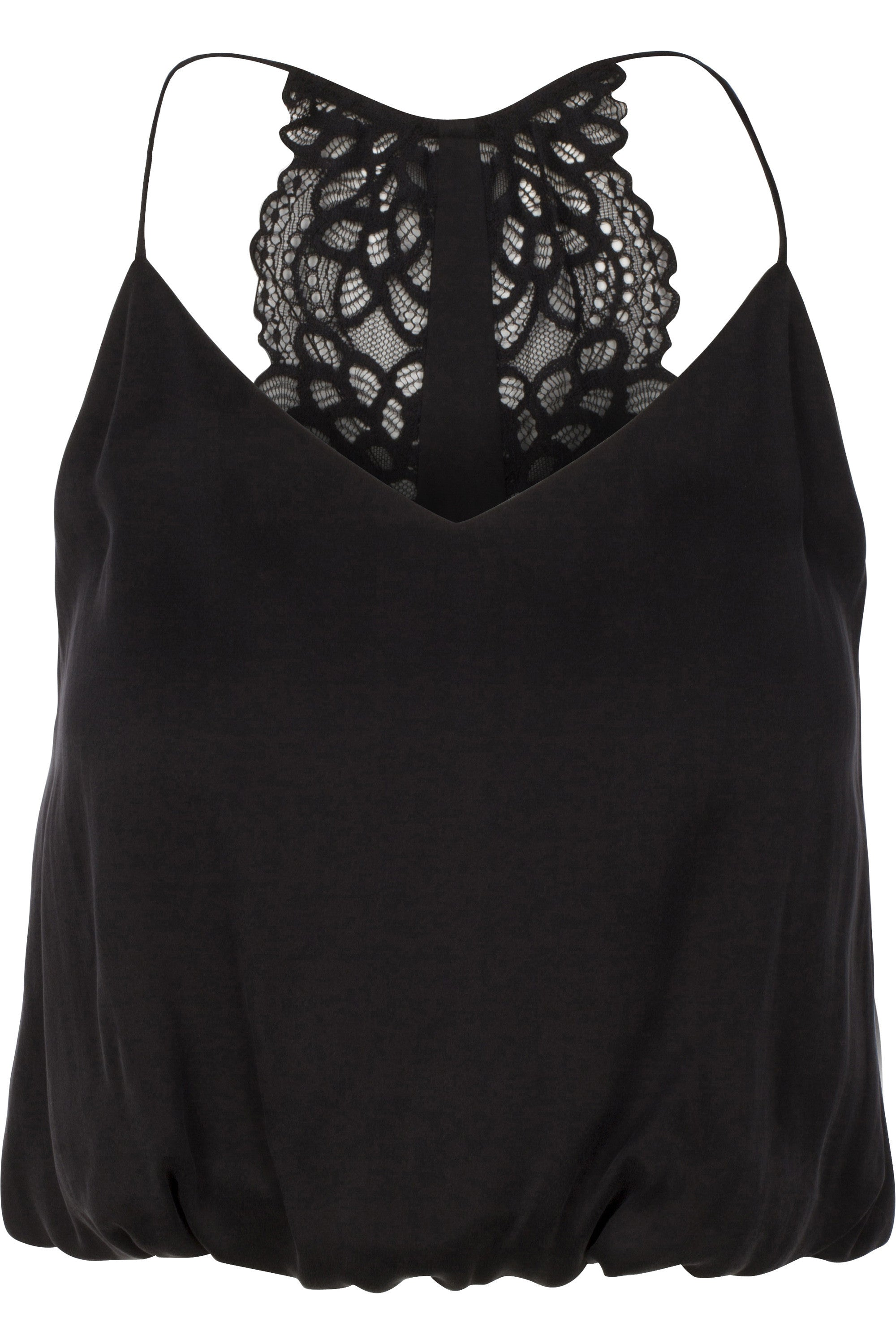 SILK LACE CAMI TOPS by KENDALL + KYLIE