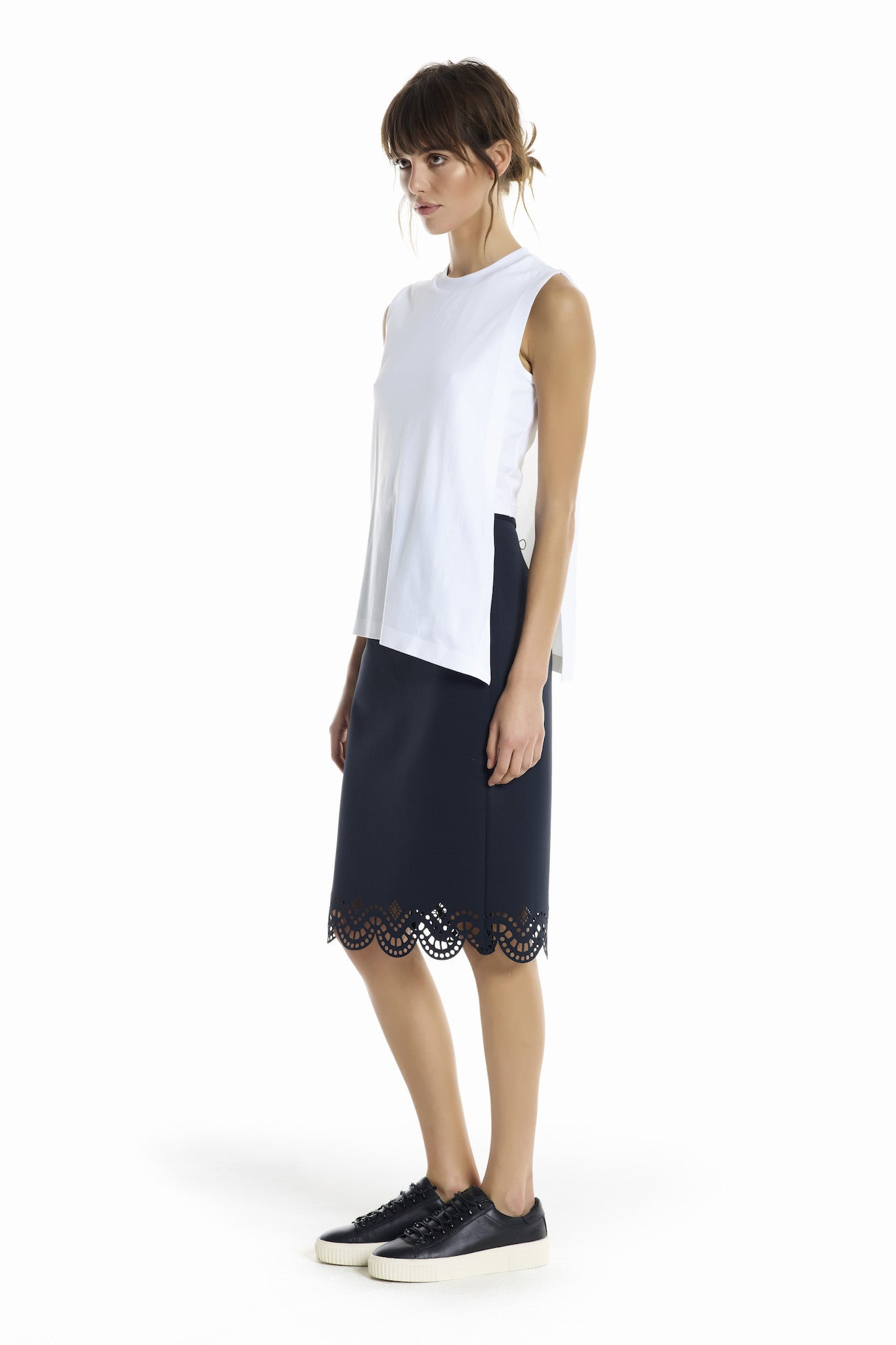ASYMMETRIC TEE TOPS by KENDALL + KYLIE