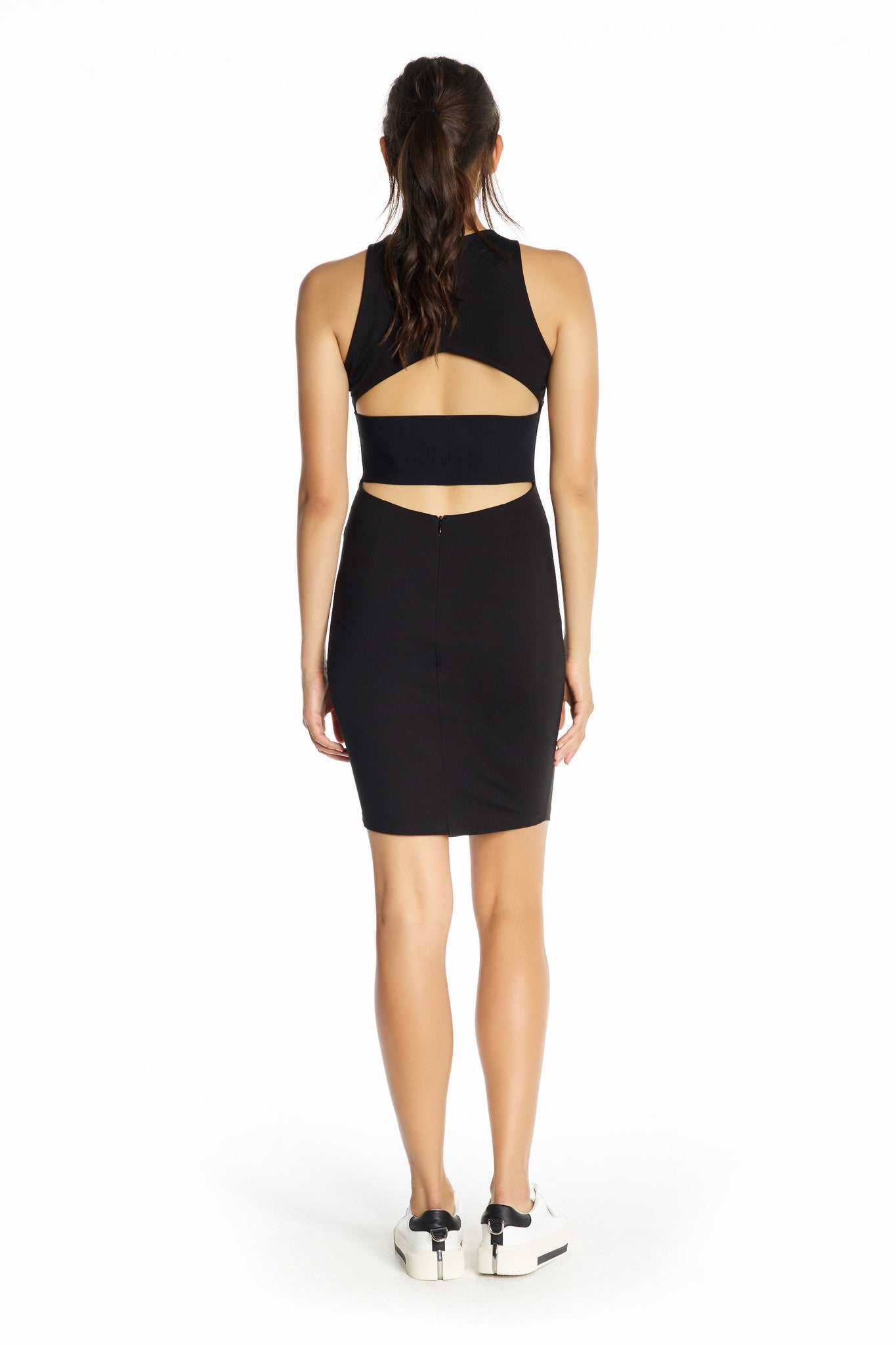 OPEN-BACK BANDEAU DRESS DRESSES by KENDALL + KYLIE