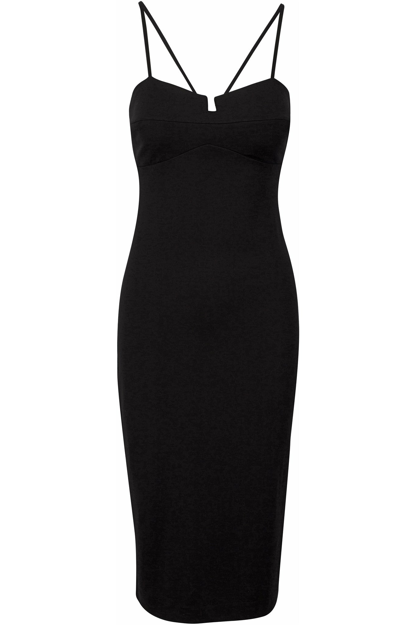 BRALETTE BODYCON DRESS