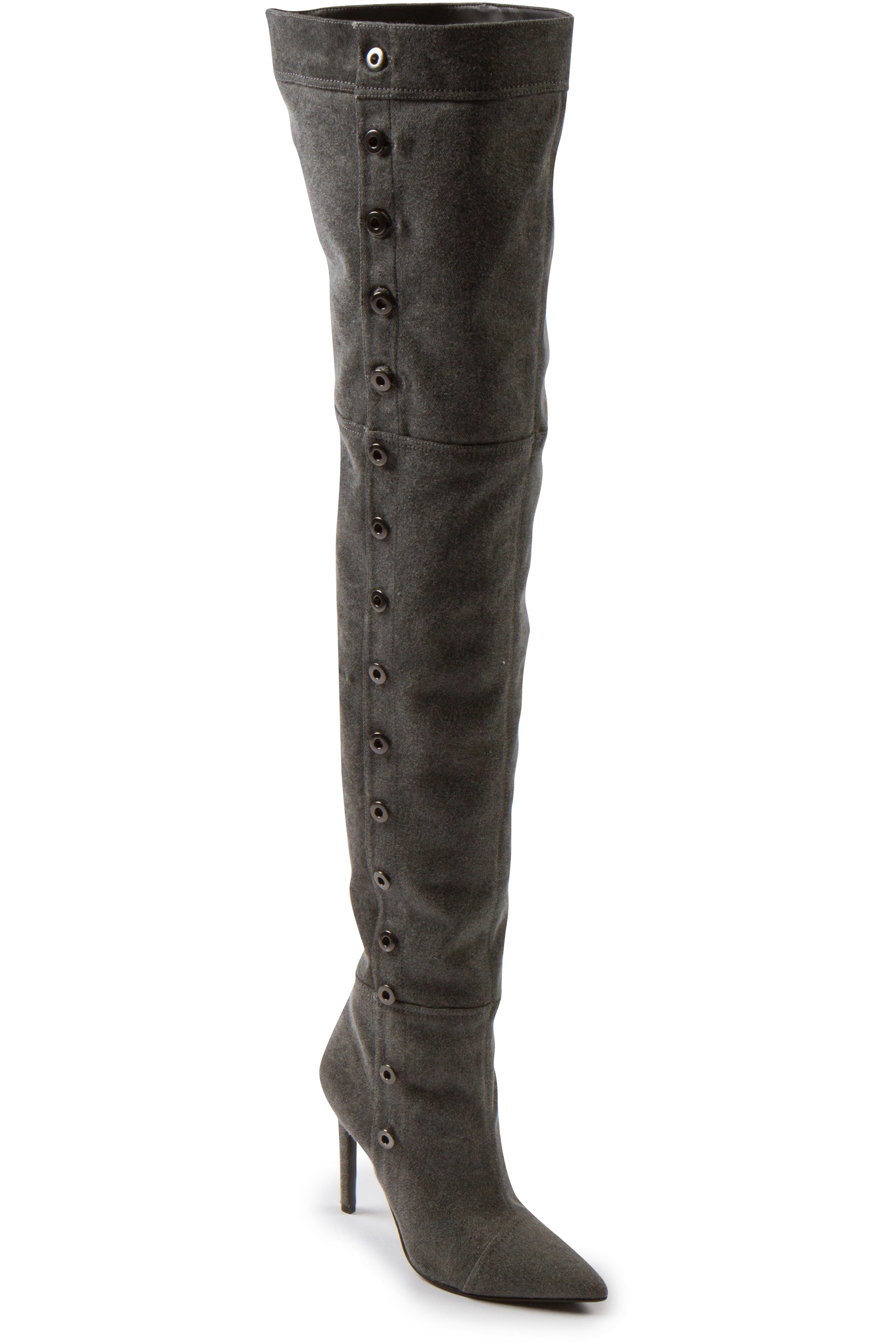 AVERIE OVER THE KNEE BOOT SHOES by KENDALL + KYLIE
