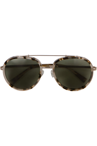 JULES SPECKLED DEMI SUNGLASSES
