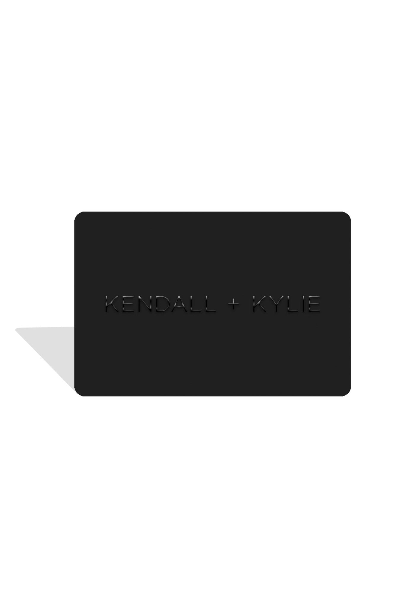 Digital Gift Card GIFT-CARD by KENDALL + KYLIE