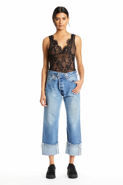 LACE BODYSUIT BODYSUITS by KENDALL + KYLIE
