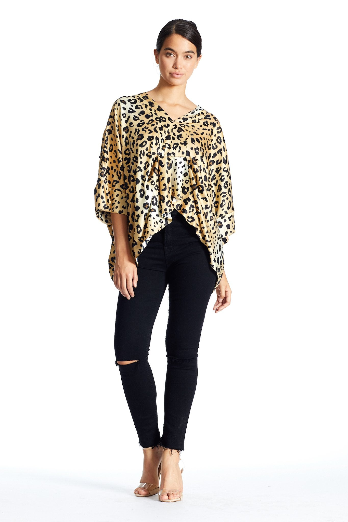 KIMONO TOP TOP by KENDALL + KYLIE