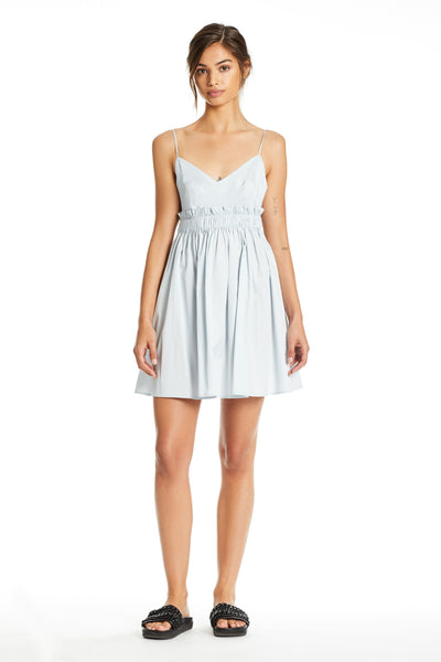 PEPLUM CAMI DRESS DRESSES by KENDALL + KYLIE